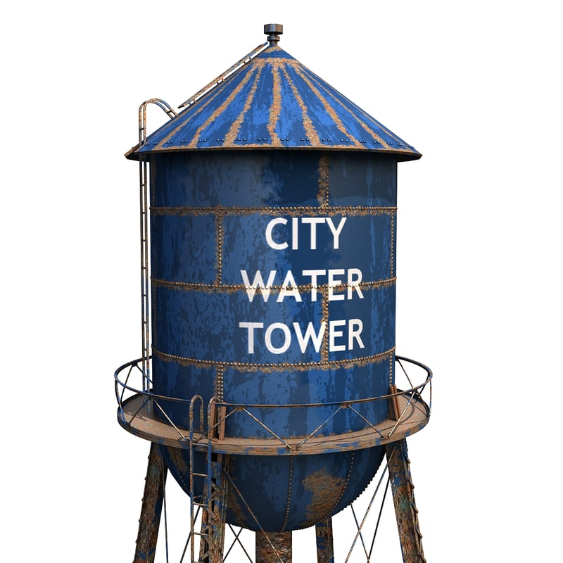 max water tower