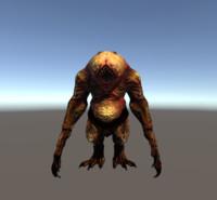 cave creature games fbx