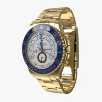 Rolex Yachtmaster II Yellow Gold