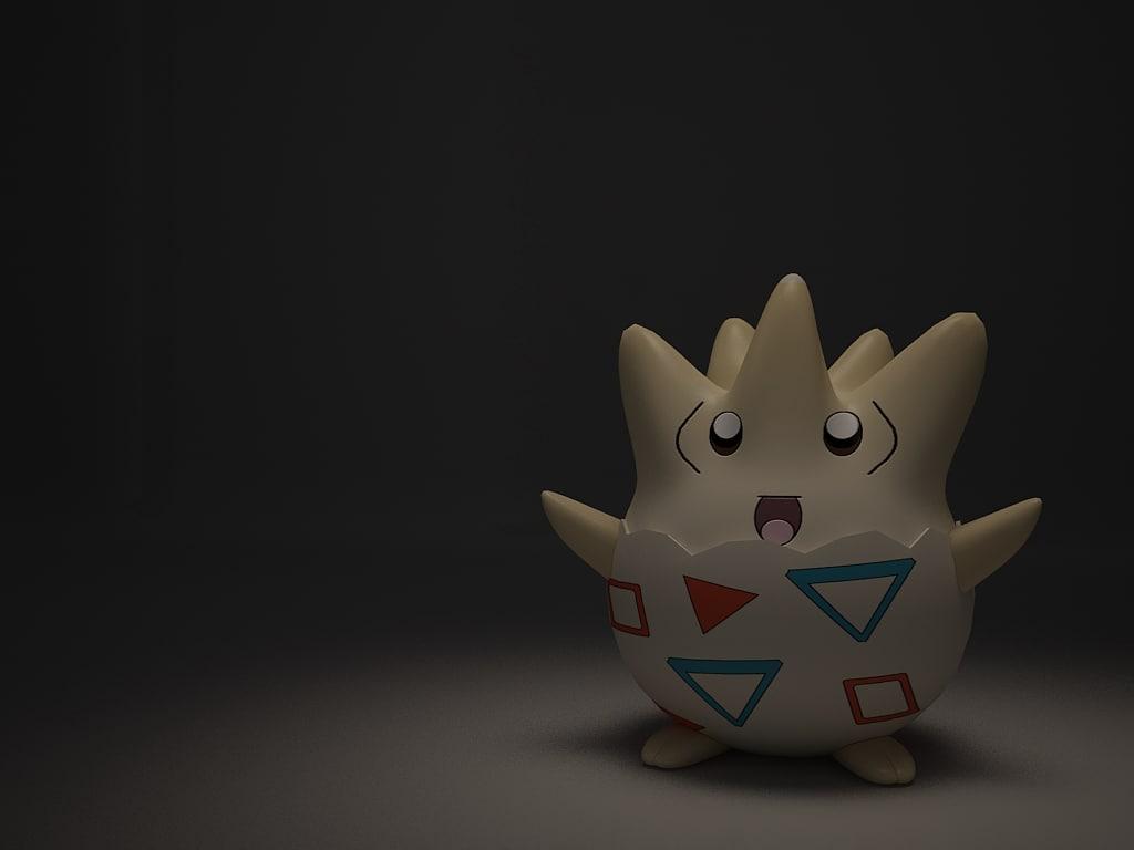 3d togepi pokemon