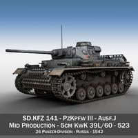 c4d sd kfz 141 pzkpfw