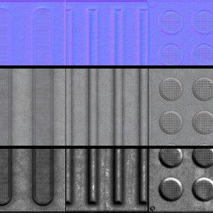 4k Tactile paving