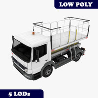 Mallaghan MPL11 Mercedes With LODs