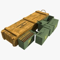 ammunitions crate boxes max