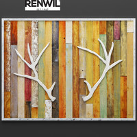 3d deer lodge renwil