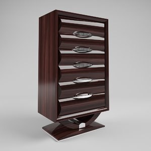 3d jendycarlo a6-05 chest drawers