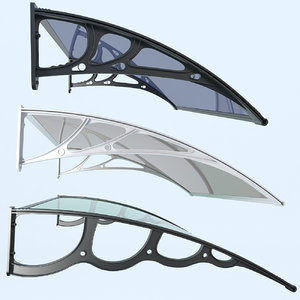 3d glass canopy