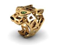 3d puma ring model