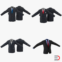mens suits 3ds