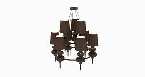 max lights chandelier