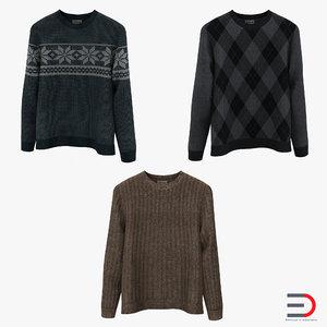 sweaters design 3ds