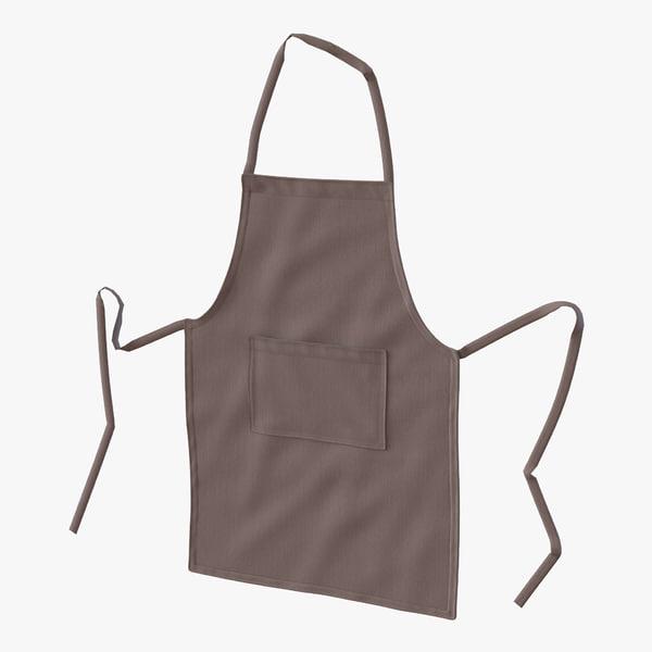 3ds cafe apron 2