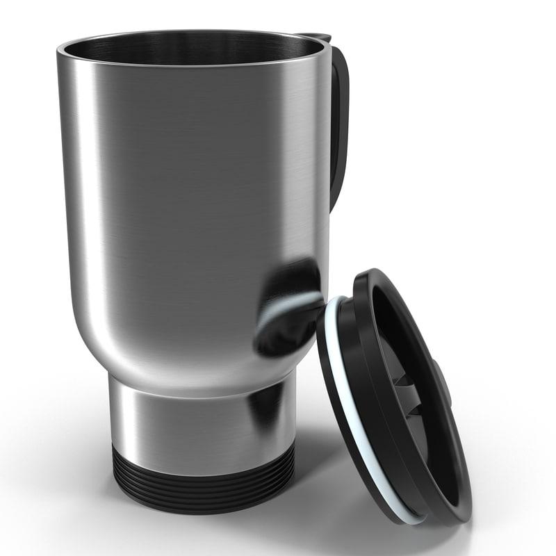 3d traveling coffee mug