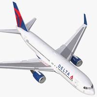 boeing 767 200er delta max