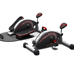 cycle elliptical 3d c4d