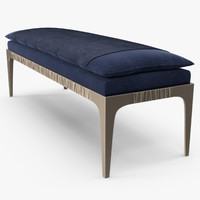 promemoria - montagu bench 3d model