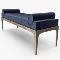 promemoria - montagu bench 3d 3ds