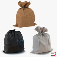 sacks 2 bag c4d