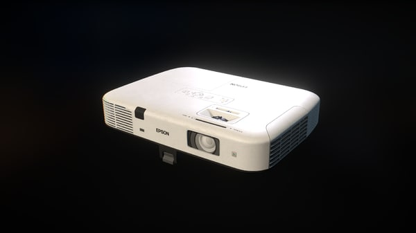 epson 1960 projector 3d 3ds