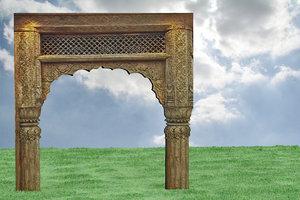 3d historical arabic
