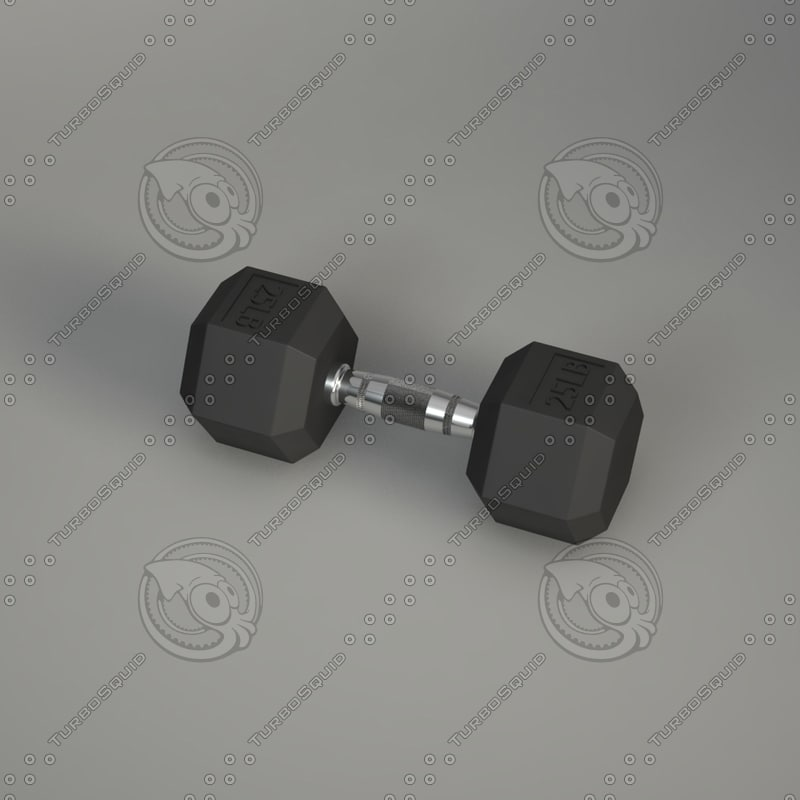 3d workout fitness model