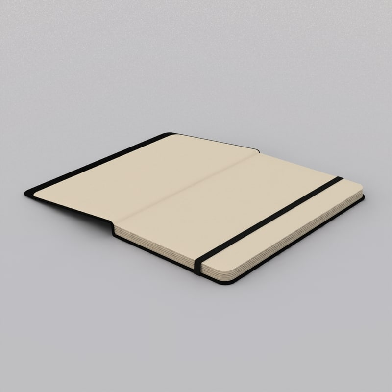 moleskine journal notebook max
