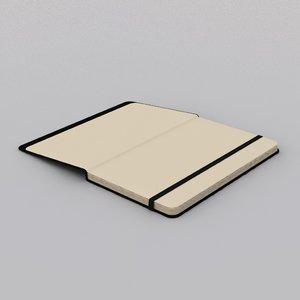 moleskine journal notebook max