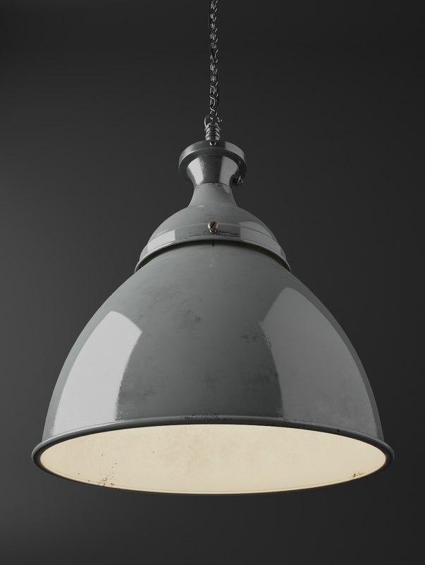 3d industrial light