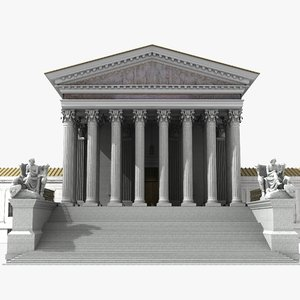 3d model supreme court united states