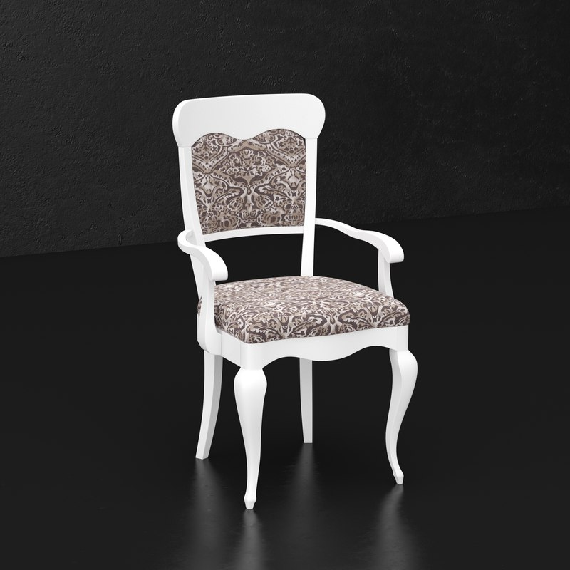 dall agnese chair 3d model