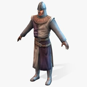 medieval warrior max