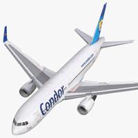 3d max boeing 767 200er condor