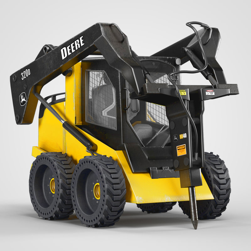 3d hydraulic hammer breaker hh40