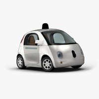 2016 Google Self-Driving Car
