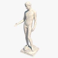 Ephebe Statue