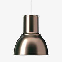 3d lamp hektar 22 cm model