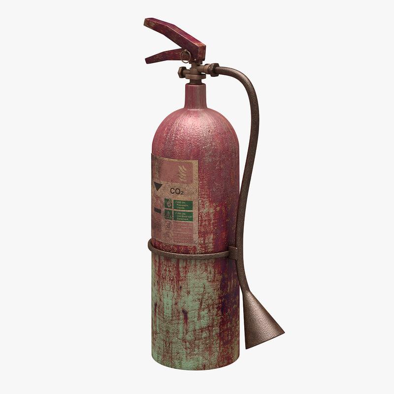 extinguisher dirty max