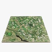 green hills obj
