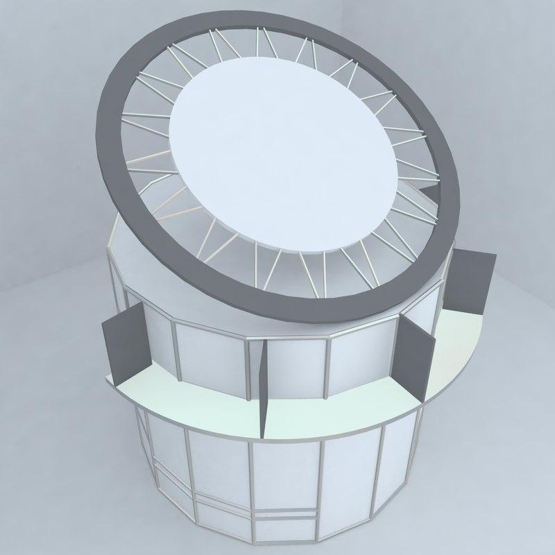 frontage door 3d model