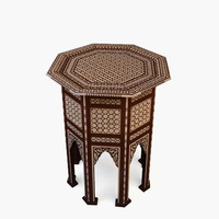 Moroccan Table 2
