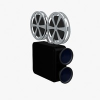 film projector 3d lwo