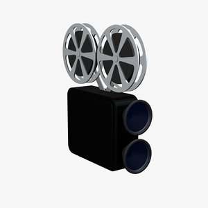 film projector 3d lwo