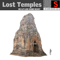 Lost Temples 16K