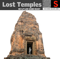 Lost Temples 24K