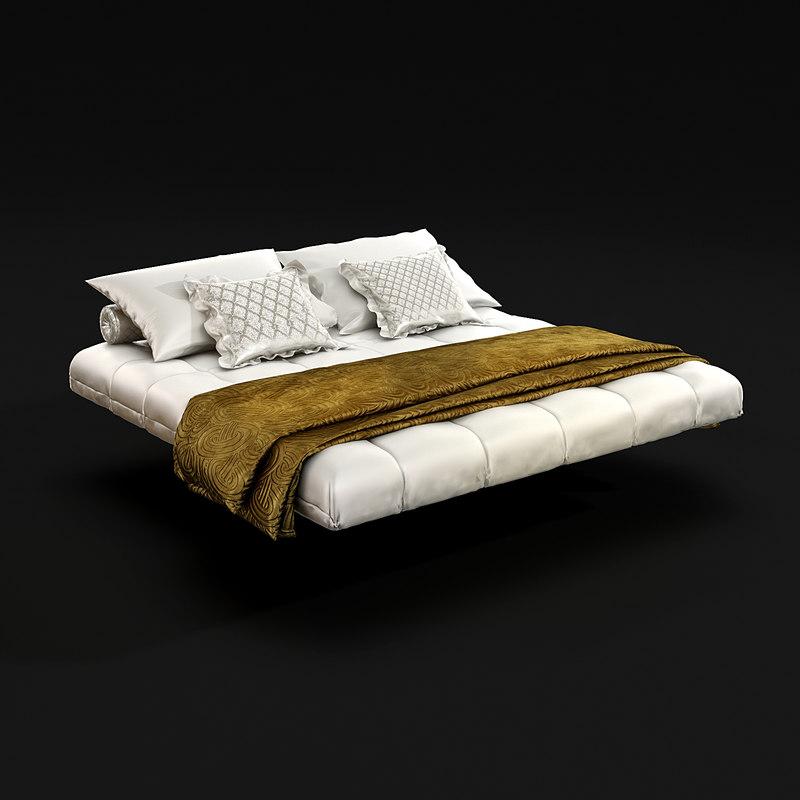 bedclothes 13 3d model