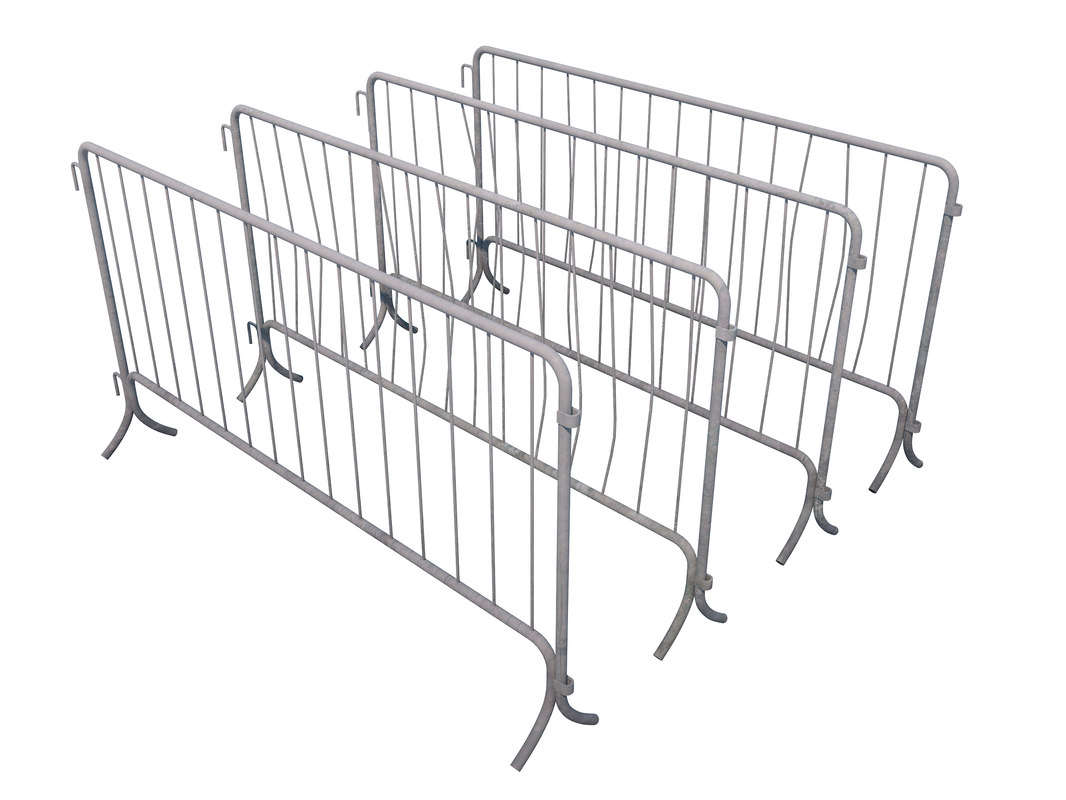 road barrier 3d model