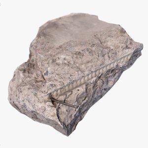 concrete debris max