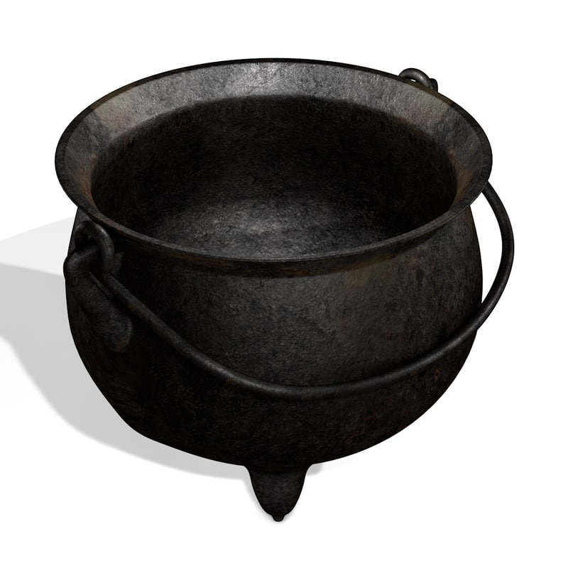 cauldron c4d