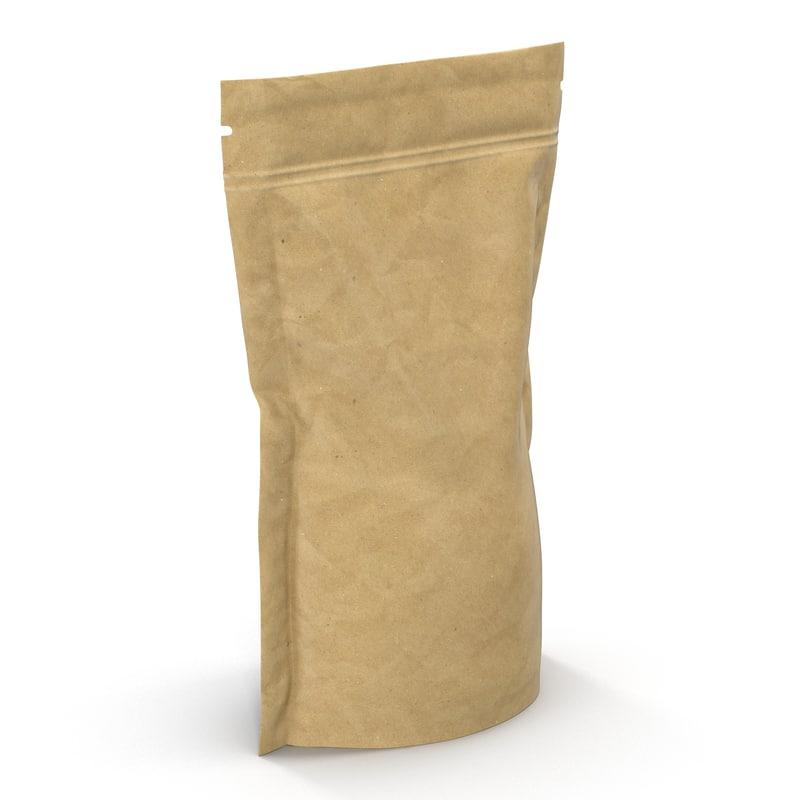 3d food vacuum sealed bag