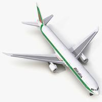 boeing 767-400er alitalia max